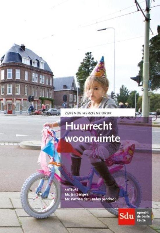 Huurreeks - Huurrecht Woonruimte - M. van Schie |