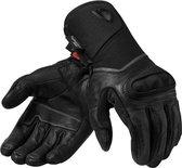 REV'IT! Summit 3 H2O Black Motorcycle Gloves S