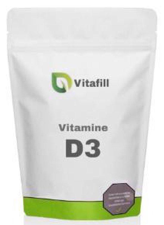 Bol Com Vitamine D Natuurlijk 25mcg 90 Tabletten