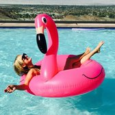 Pink Flamingo Pool Float
