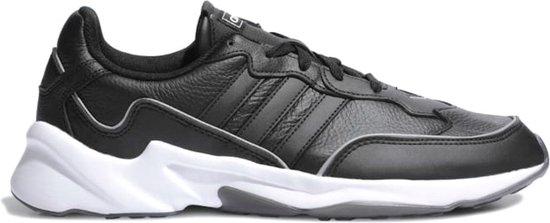 adidas 20-20 FX Sneakers - Maat 45 1/3 - Mannen - zwart/ grijs