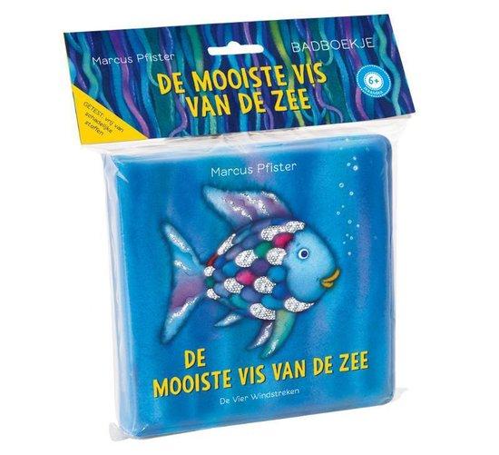 Boek cover De mooiste vis van de zee  -   De mooiste vis van de zee van Marcus Pfister (Onbekend)