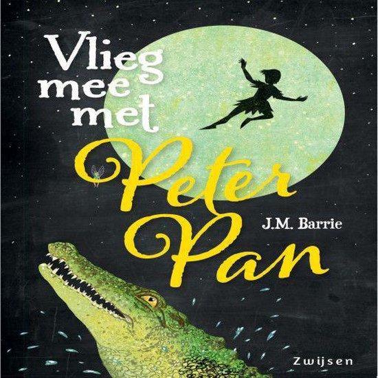 Klassiekers - Vlieg mee met Peter Pan - J.M. Barrie |