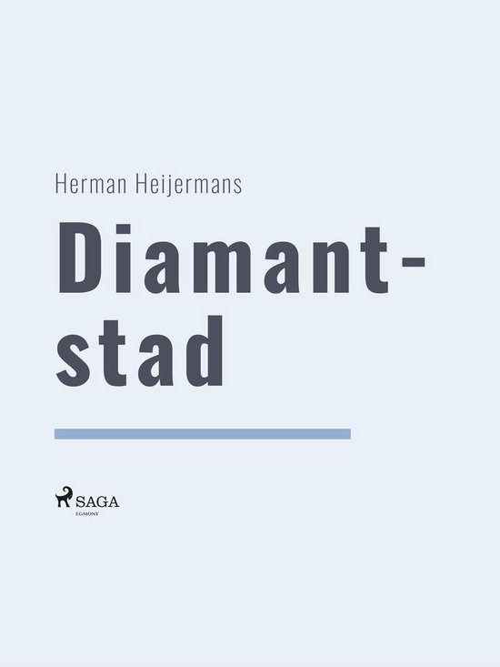 Diamantstad - Herman Heijermans pdf epub