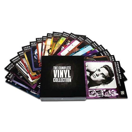 | The Perfect Vinyl Collection 8 Vinyl Album, Blues