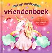 Vriendenboek Dol Op Eenhoorns - Vriendenboekje Unicorn