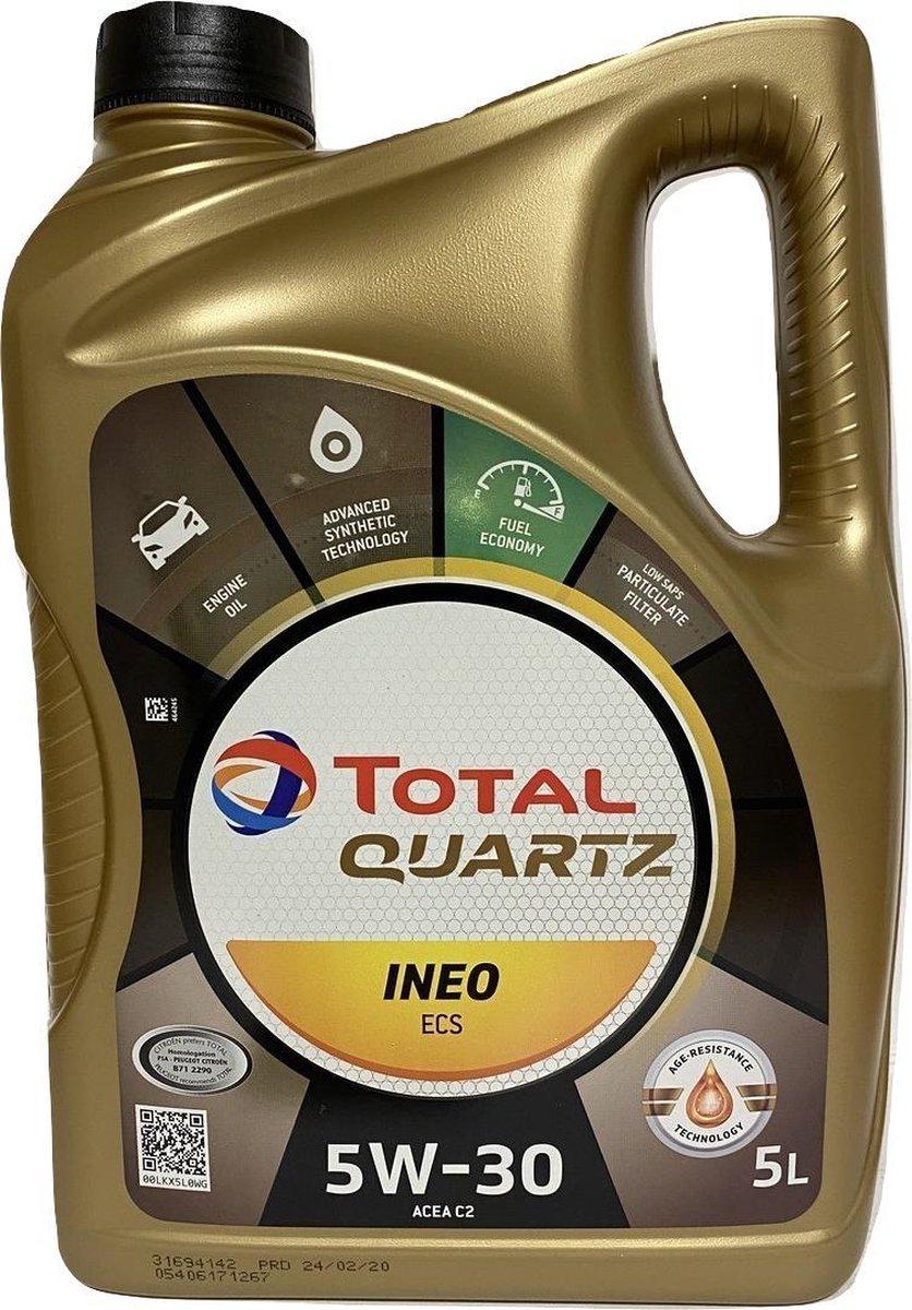 Total Quartz Ineo 5W30 ECS - 5L