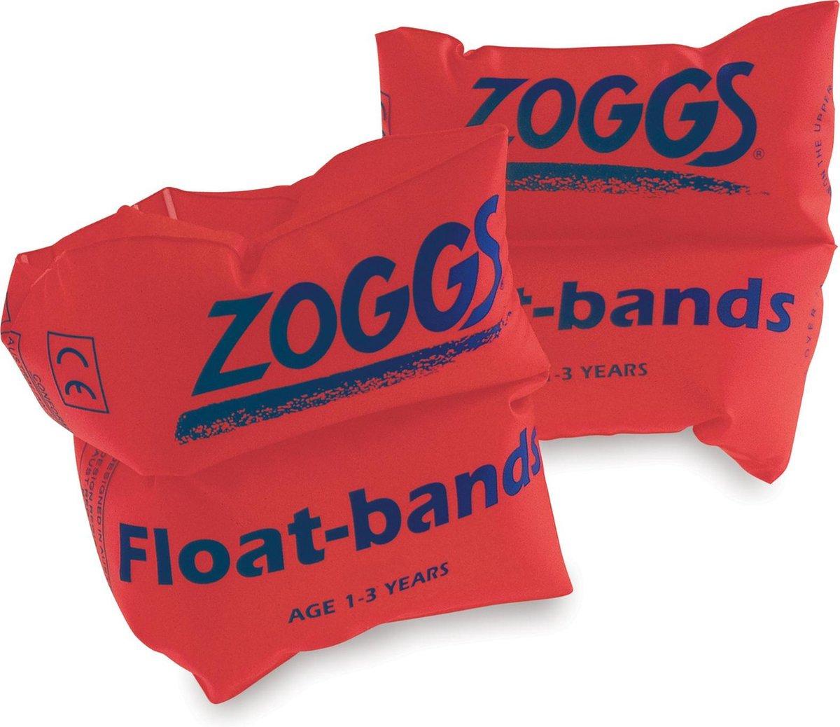 Zoggs - Zwembandjes Float band - Oranje - Maximum 50 kg - Maat 6/12 jaar