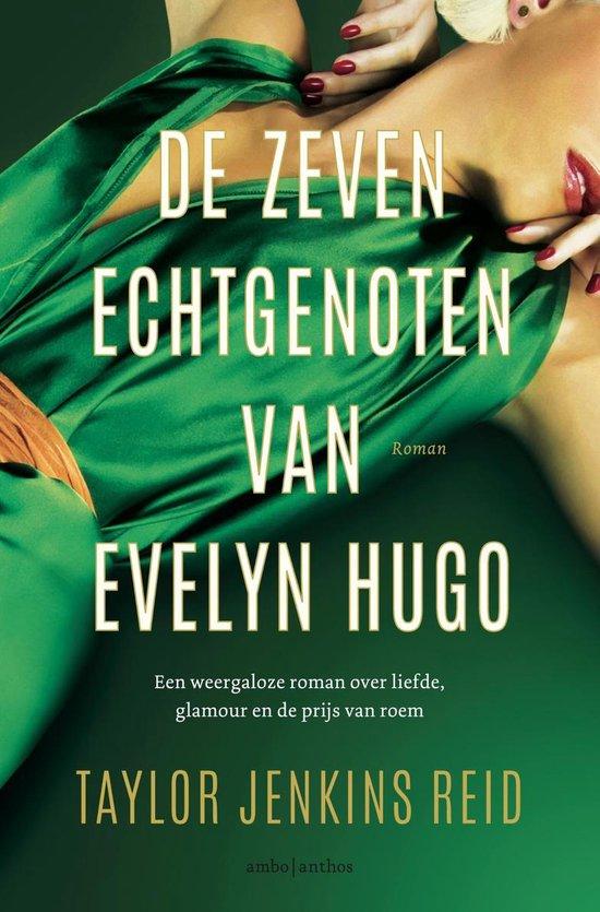 De zeven echtgenoten van Evelyn Hugo - Taylor Jenkins Reid   Fthsonline.com