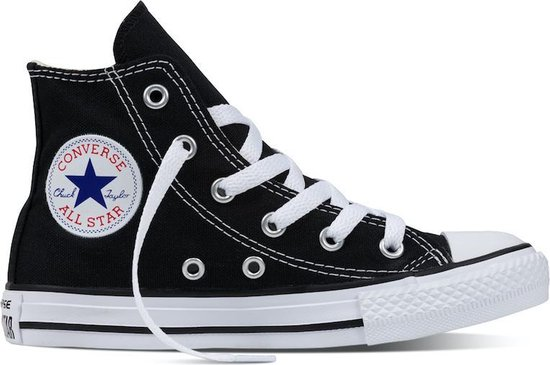 bol.com | Converse All Stars Hoog 3J231c Zwart