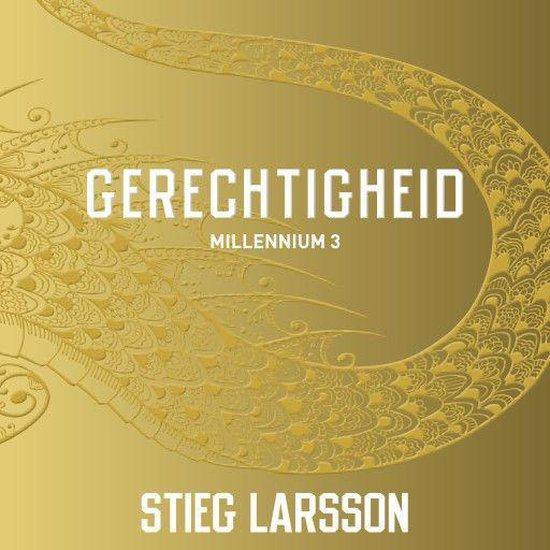 Millennium 3 - Millennium deel 3: Gerechtigheid - Stieg Larsson  
