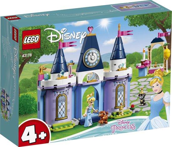 LEGO Disney Princess 4+ Het Kasteelfeest van Assepoester - 43178