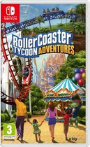 Rollercoaster Tycoon Adventures - Switch