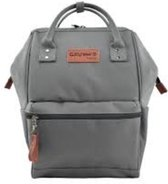 Gruww backpack pewter (grijs) unique