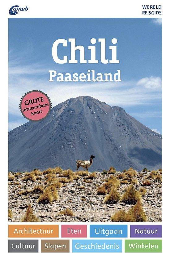 ANWB wereldreisgids - Chili - S. Asal |