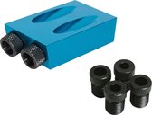 Silverline 868549 Pocket boring mal - 6/8/10mm