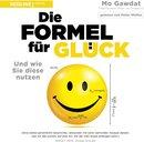 Boekomslag van 'Die Formel für Glück'