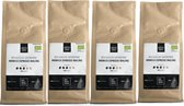 4 zakken 250 gram Another Cookie Decaf / 100% Arabica / 100% Biologisch / Espresso maling