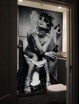 "Luxe Wanddecoratie - Foto - Plexiglas & Dibond - UV Filter - Aluminium Ophangsysteem  - 'Dirty Glamour"""