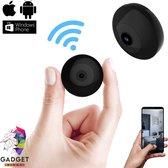 Verborgen Wifi Camera Met App – Draadloze Action Spycamera - IP Beveiligingscamera – Mini Spycam – Bewakingscamera – Bewegingsdetectie - Draadloos