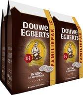 Douwe Egberts Intens Koffiepads - voor in je Senseo® machine - 4 x 54 pads