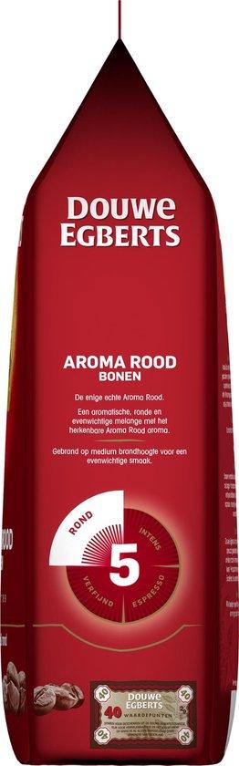 Douwe Egberts Aroma Rood Koffiebonen - 3 x 900 gram