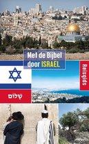 Boek cover Met de Bijbel door Israël van Diverse auteurs
