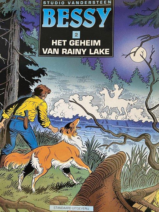 Bessy : Het geheim van rainy lake - Willy Vandersteen |