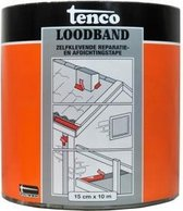 Tenco loodband - 10 meter x 15 cm.