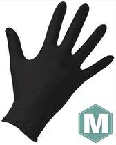 Nirtil handschoen - Medische Handschoenen - Wegwerp handschoentjes - 100% latexvrij - Poedervrij - 100 stuks - maat M (Medium)
