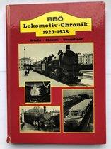 BBÖ Lokomotiv-Chronik 1923-1938