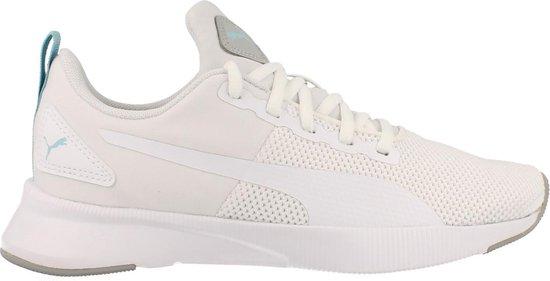 Puma Sneaker Laag Meisjes/dames Flyer Runner Softfoam Optimal Comfort - Wit  | 38