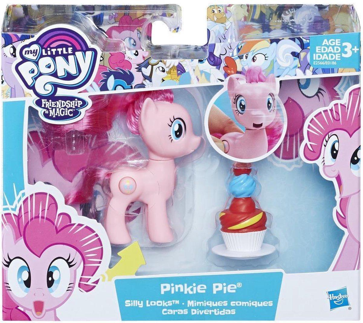 My Little Pony Pinkie Pie roze