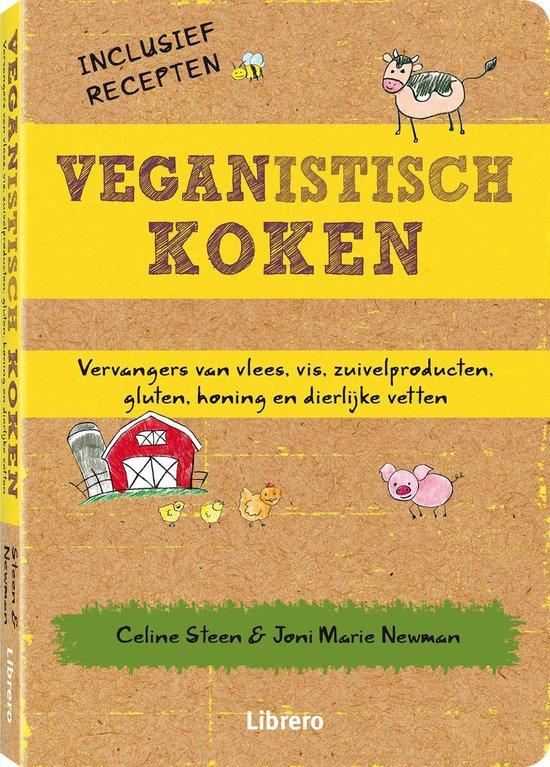Boekomslag voor Veganistisch koken