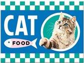 Magneet Cat Food