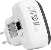 Wifi Repeater WHITE RHINO ® Luxe Wireless WiFi Ver