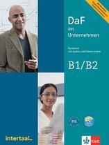 DaF im Unternehmen B1/B2 Kursbuch mit Audios und Filmen onli
