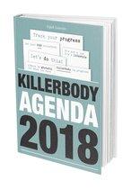 Boek cover Killerbody Agenda 2018 van Fajah Lourens