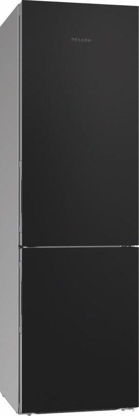 Koelkast: Miele KFN 29283 D bb - Koel-vriescombinatie - BlackBoard, van het merk Miele