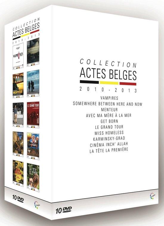Cover van de film 'Actes Belges Box'
