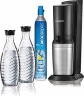 SodaStream Crystal Megapack Bruiswatertoestel - zw