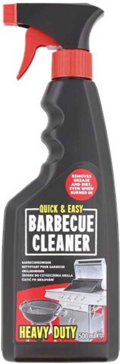 Barbecue Cleaner - Quick & Easy - Heavy Duty - BBQ reiniger - 500 ml