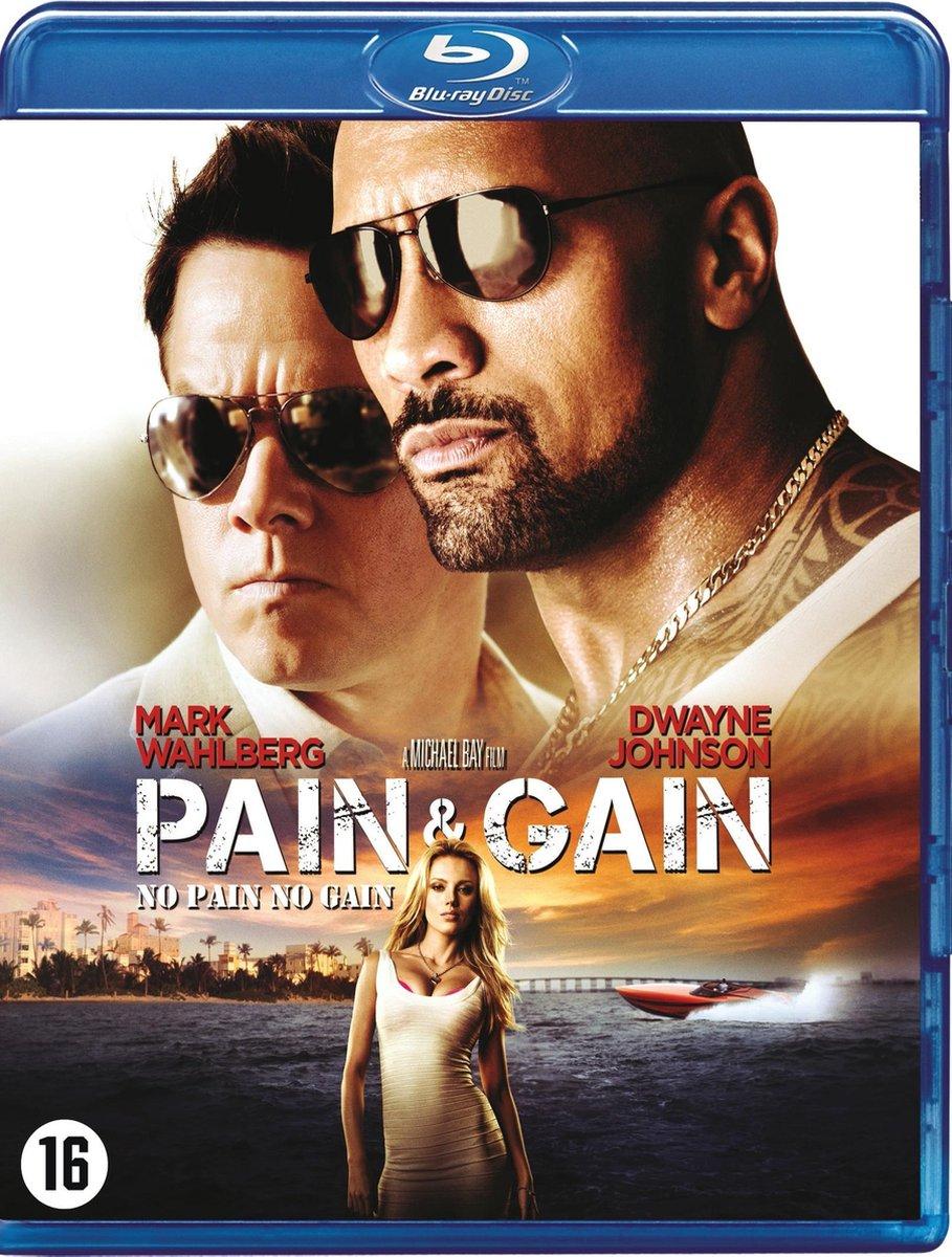 Pain & Gain (Blu-ray) - Movie