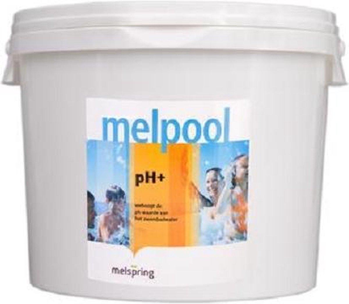 Melpool pH plus, 5 kilo