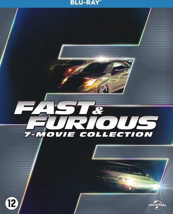 Fast & Furious 1-7 (Blu-ray)