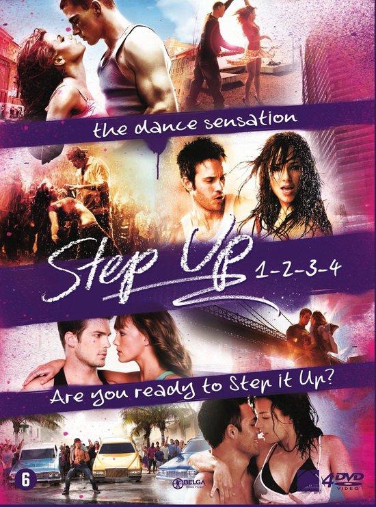 Step Up 1 t/m 4 Box