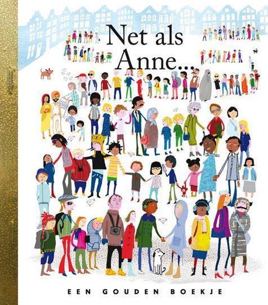 Gouden Boekjes - Net als Anne - Uggbert  