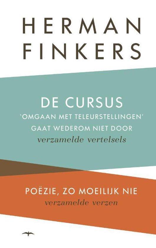 De cursus omgaan met teleurstellingen gaat wederom niet door - Herman Finkers | Readingchampions.org.uk