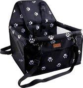 Snuffel Autostoel Hond - Veilige Hondenmand Auto - Automand Kleine Honden -...