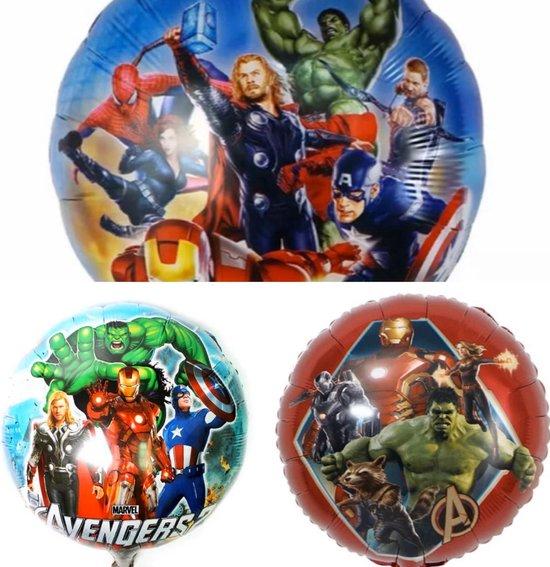 Avengers Set 3 Stuks